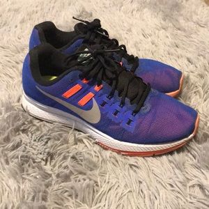 Women's Nike Zoom Structure shoes